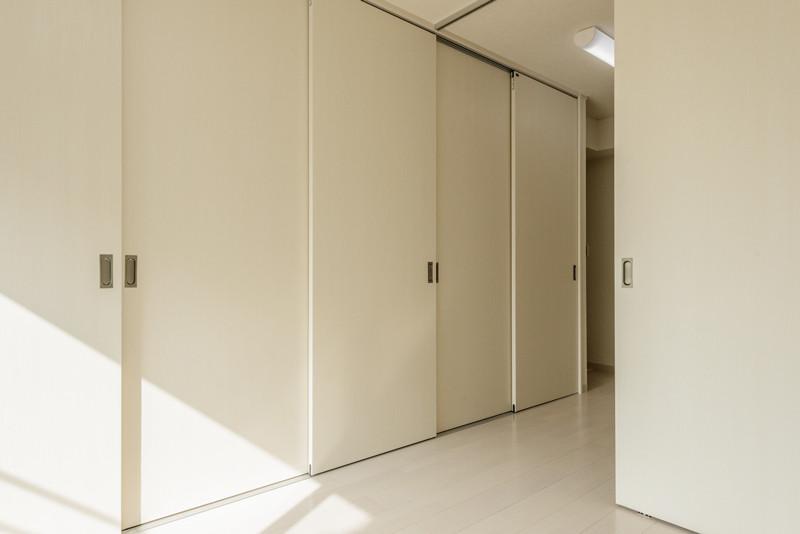 お部屋のバリエーション6(扉を閉めた状態)