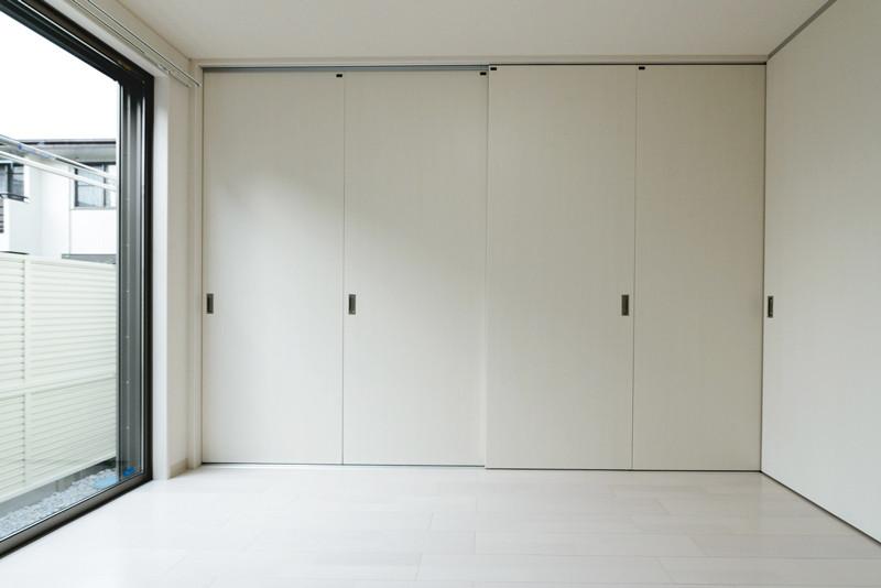 お部屋のバリエーション10(収納の扉を閉めた状態)