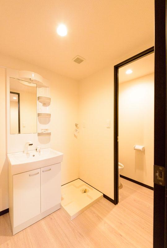 洗面台・トイレ1