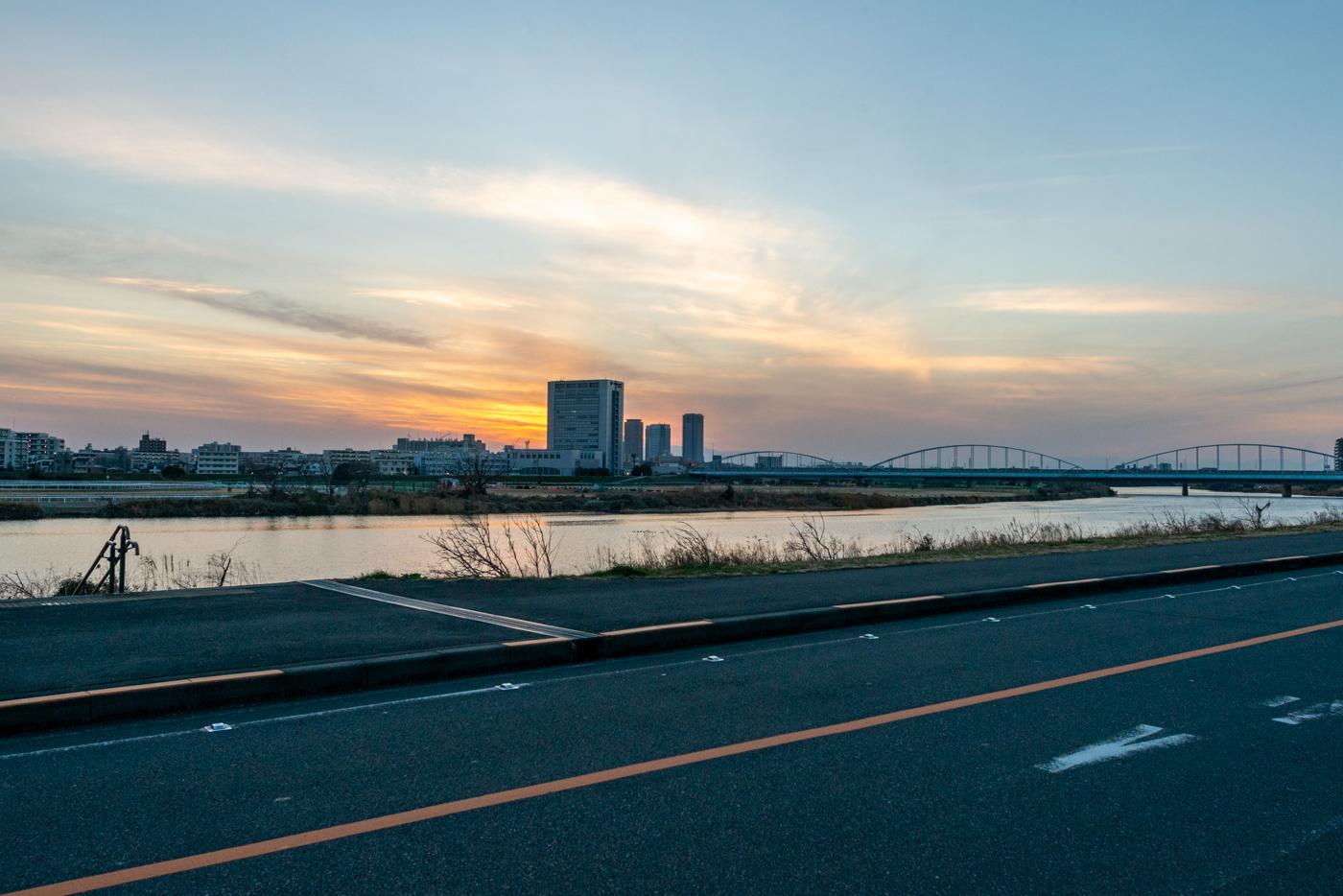 多摩川の豊かな自然がすぐそこに!(徒歩3分)