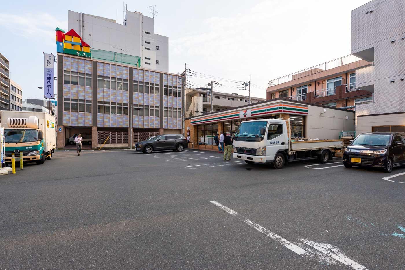 セブンイレブン立川通り店(190m)