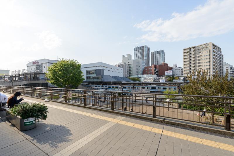 三鷹駅周辺3