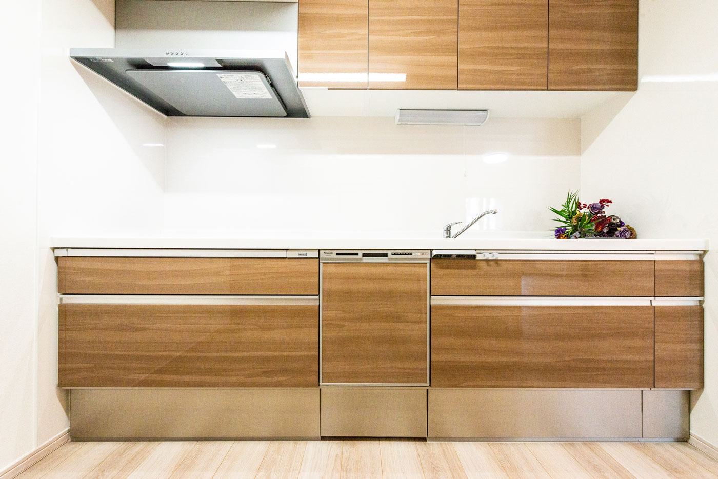 システムキッチン(食洗機付)