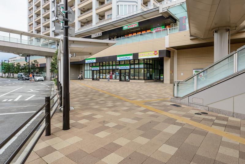駅周辺6(西口ロータリー付近)