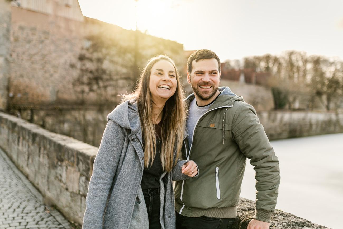Nicole & Manu: Shooting in Dinkelsbühl - der schönsten Altstadt Deutschlands