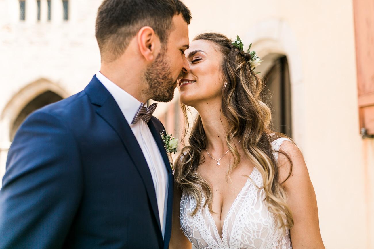 Nicole & Manuel: Hochzeit in Dinkelsbühl - der schönsten Altstadt Deutschlands