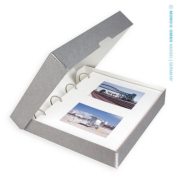 Monochrom Ordnerkassette