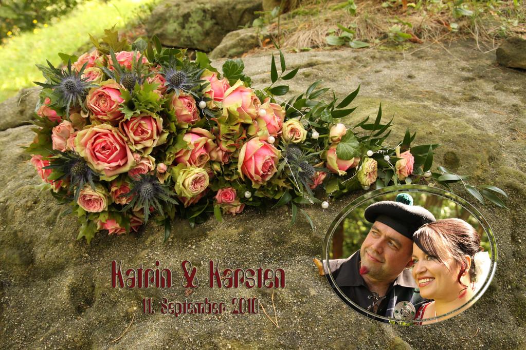 Floristik: M. Herbst aus Anderbeck