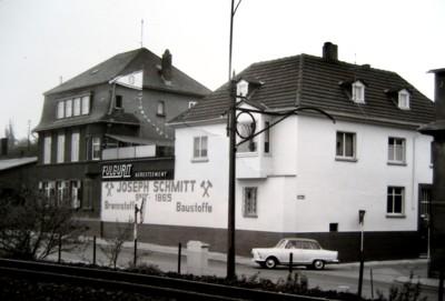 Firmengebäude um 1900