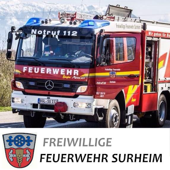 Freiwillige Feuerwehr Surheim - Wir gehn für Sie durchs Feuer!