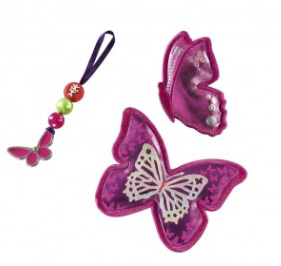 Magic Mags Shiny Butterfly