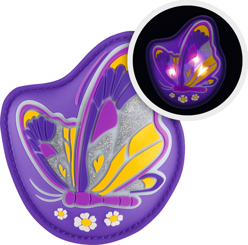 Magic Mags Flash Twinkle Butterfly