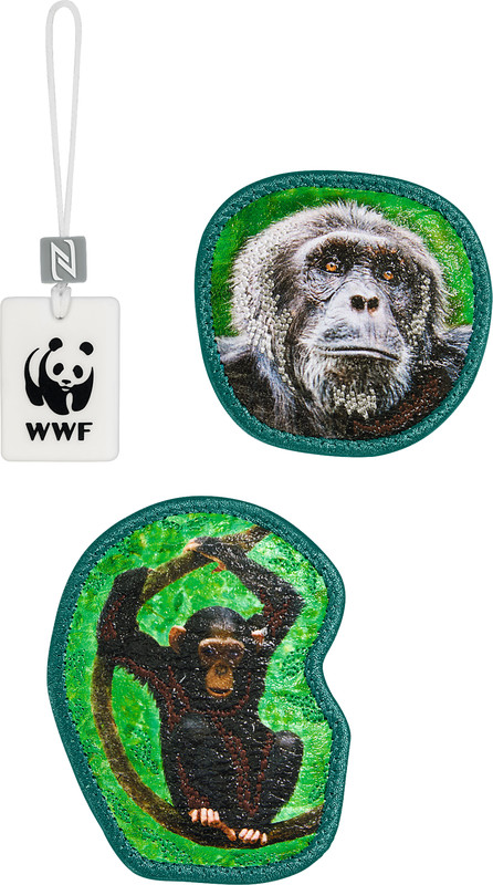 Magic Mags Monkeys (WWF)