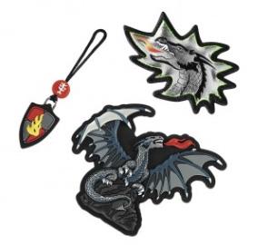 Magic Mags Fire Dragon