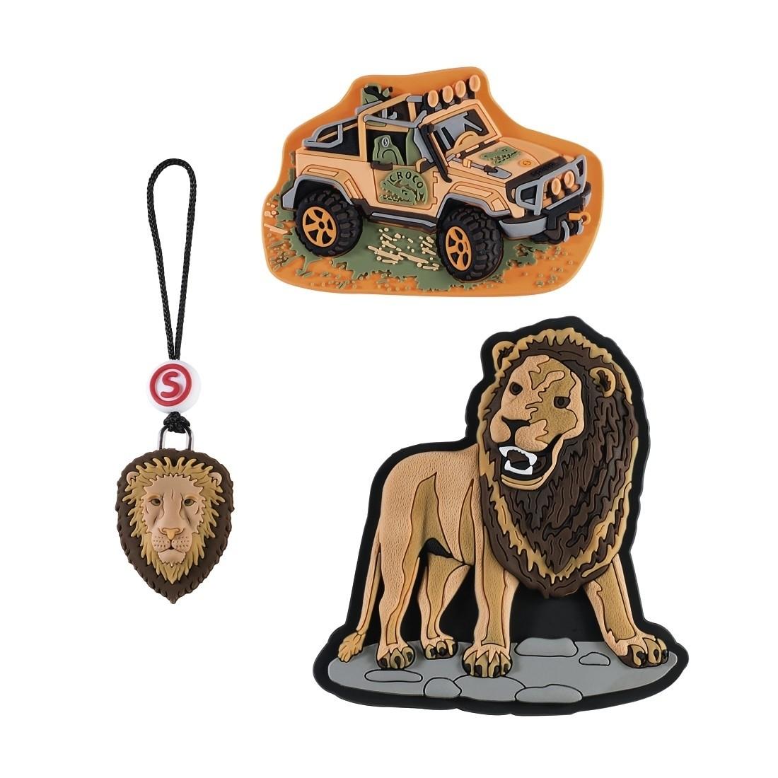 Magic Mags Wild Life Lion (Schleich)