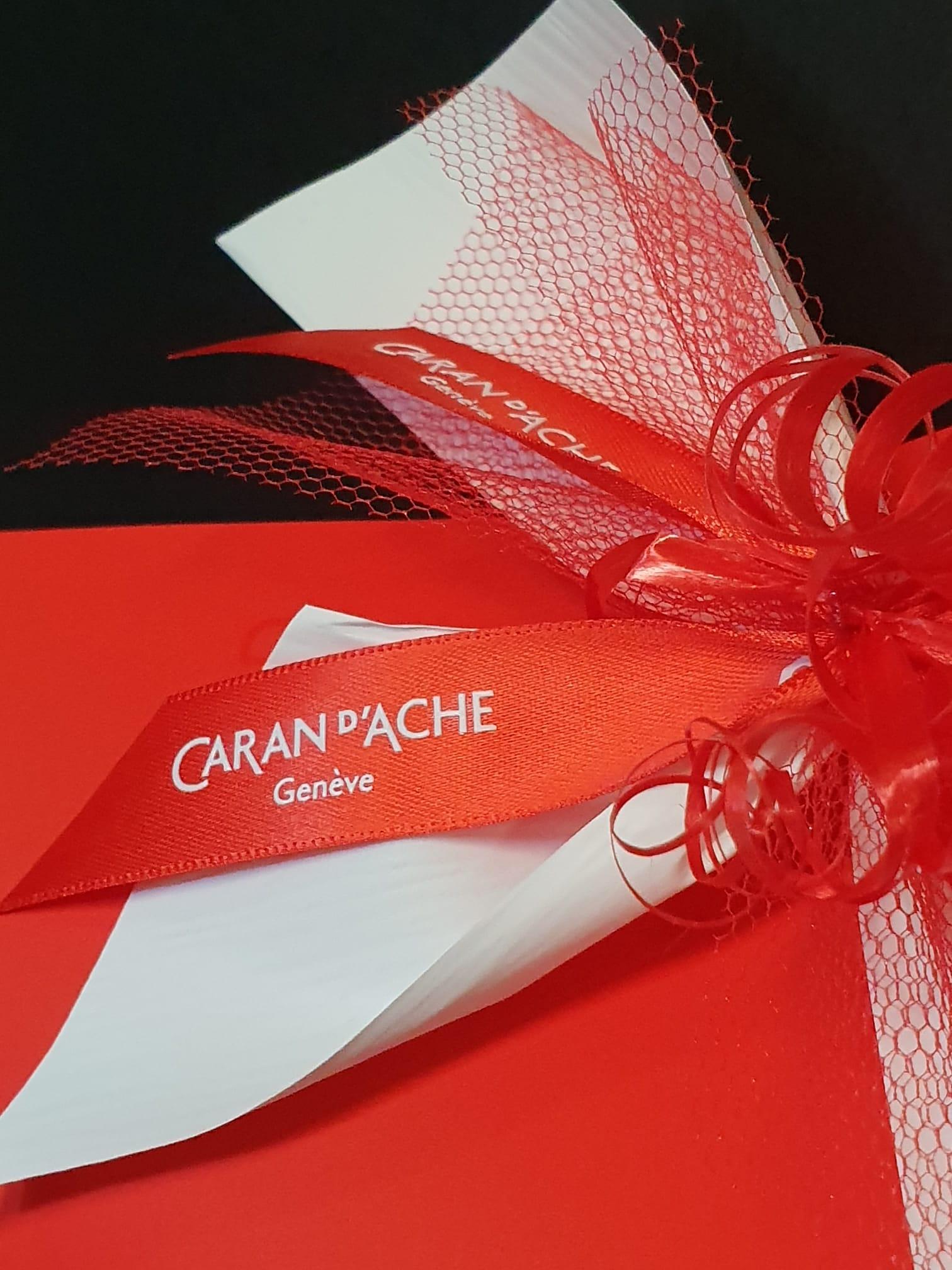 Caran d'Ache Geschenk-Verpackung