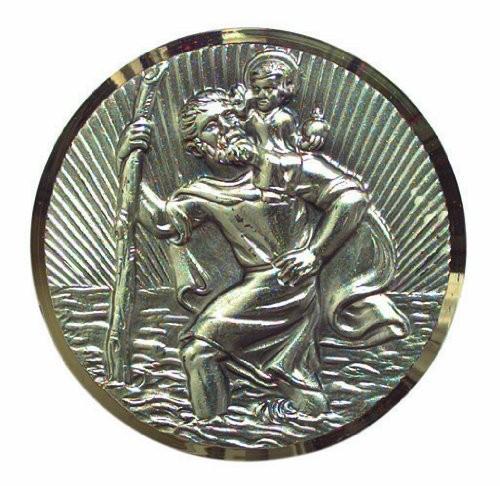 Christopherus mit Magnet
