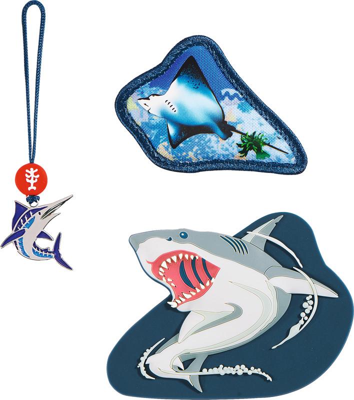 Magic Mags Angry Shark
