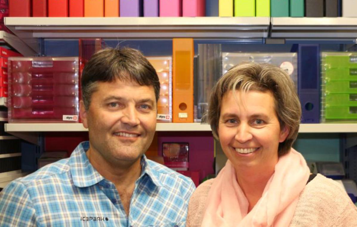 Norbert und Martina Estermann-Renggli