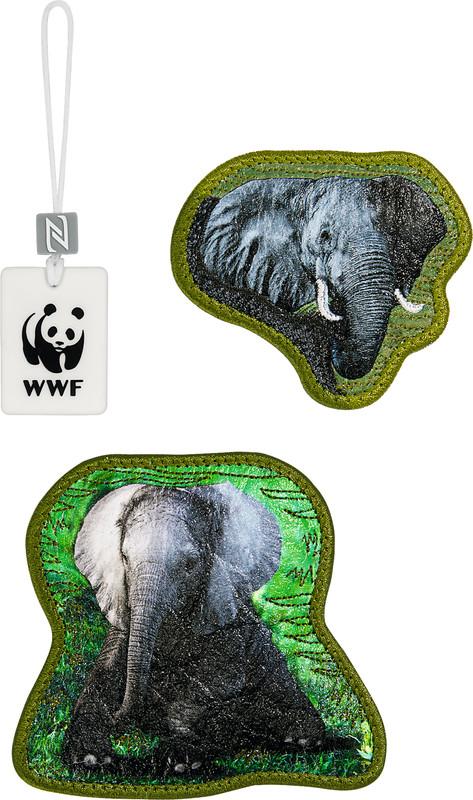 Magic Mags Elephants (WWF)