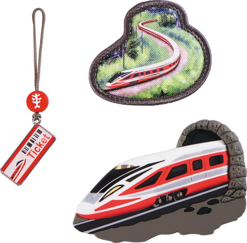 Magic Mags Fast Train