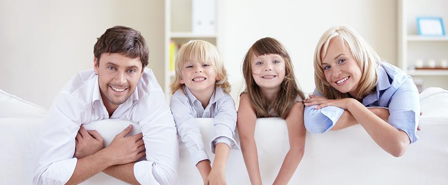 Gesunde Zähne für Kinder und Jugendliche