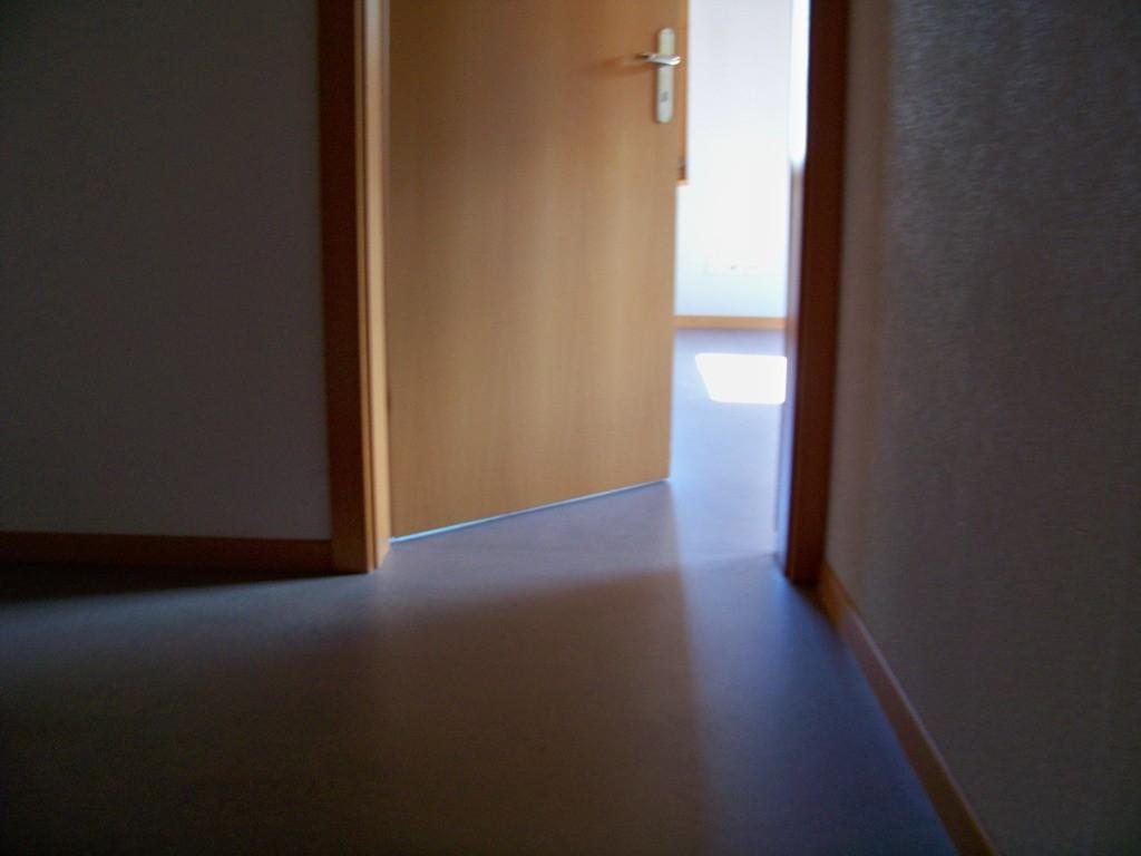 Eingang um Dachboden