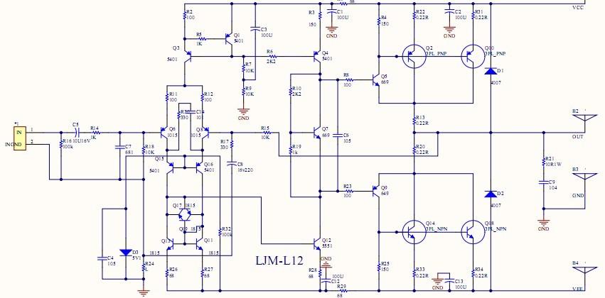 L12-2 , Schaltplan
