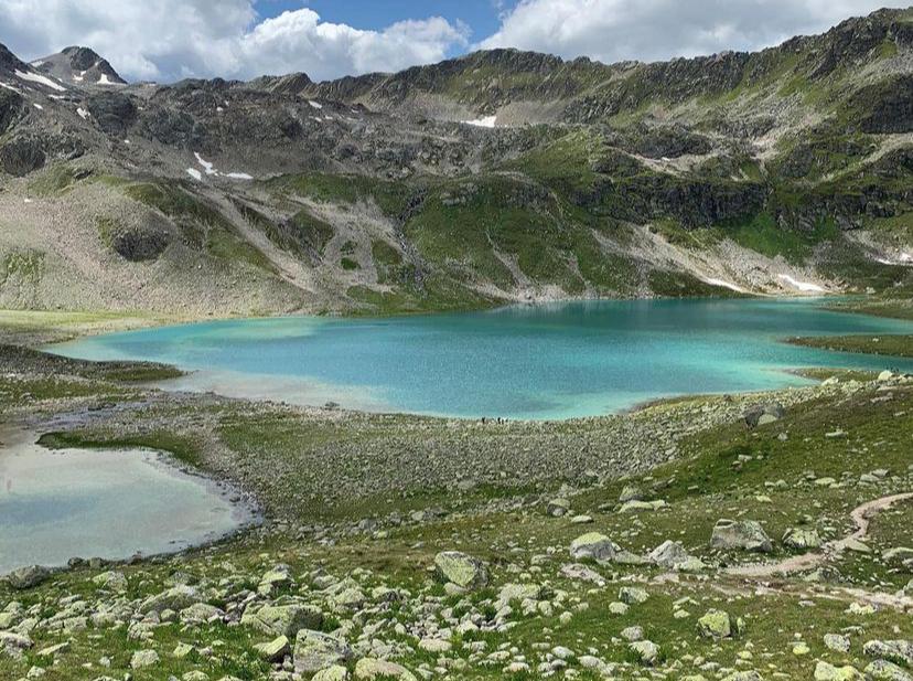 Bergturnfahrt 2021 Jöriseen