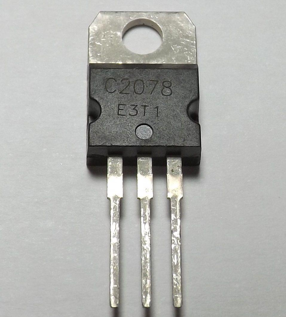 Transistors and IC's - Página web de ea3gcy