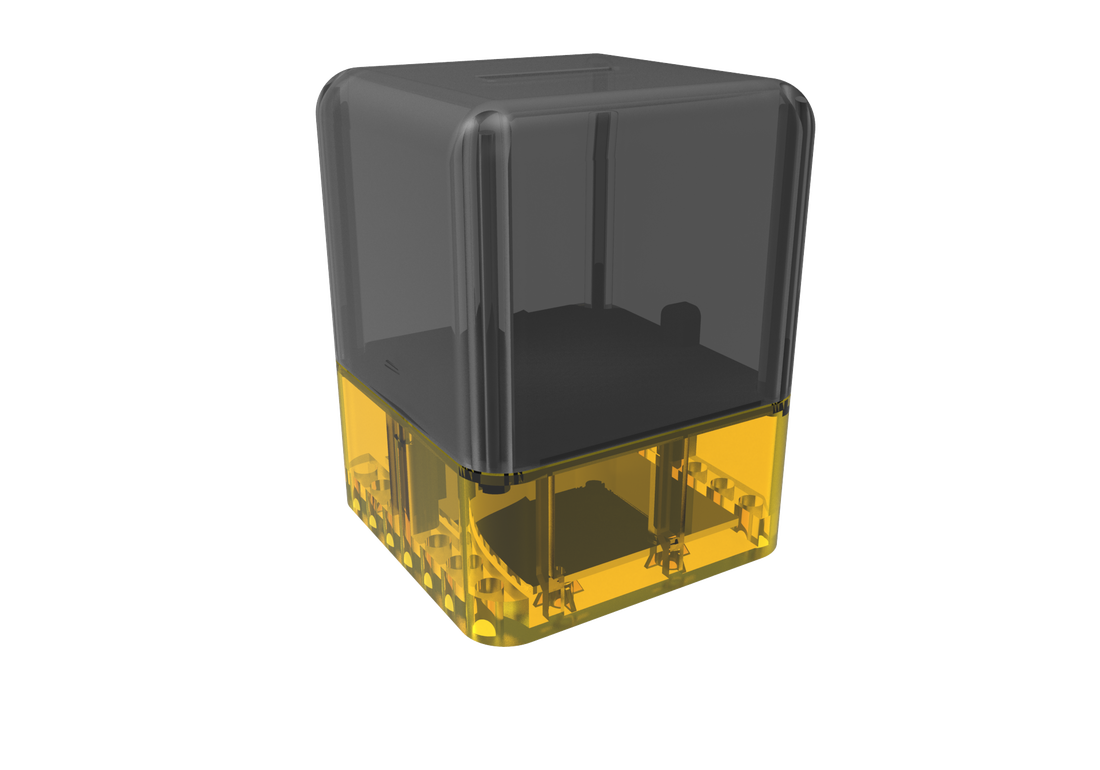 Keyshot render - Transparant.
