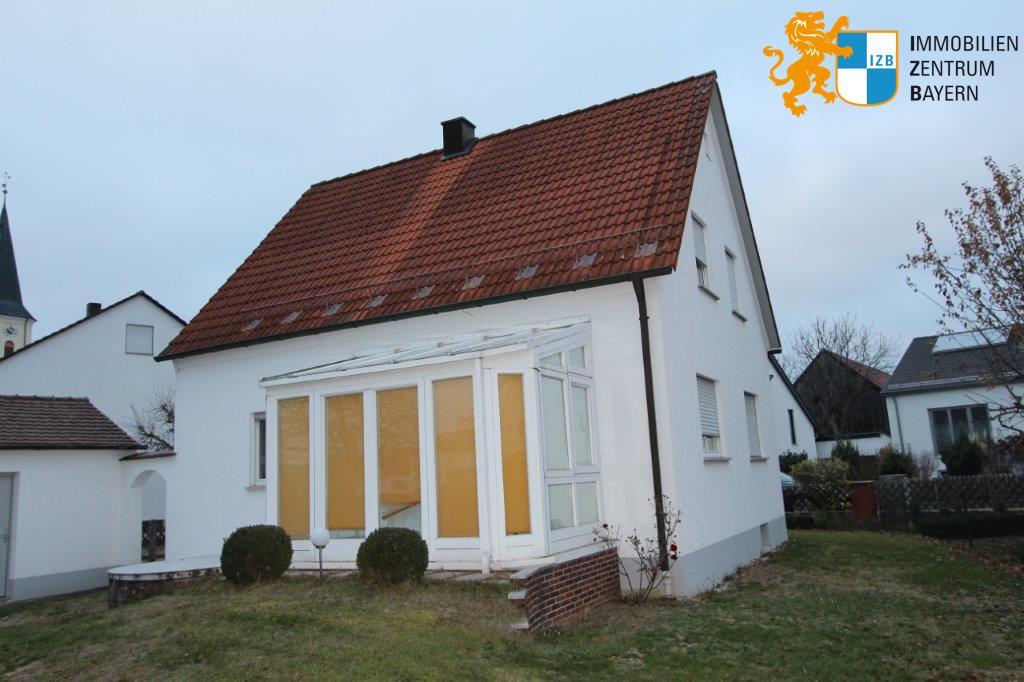 Einfamilienhaus in Neumarkt OT. Pölling, erfolgreich vermietet 2019
