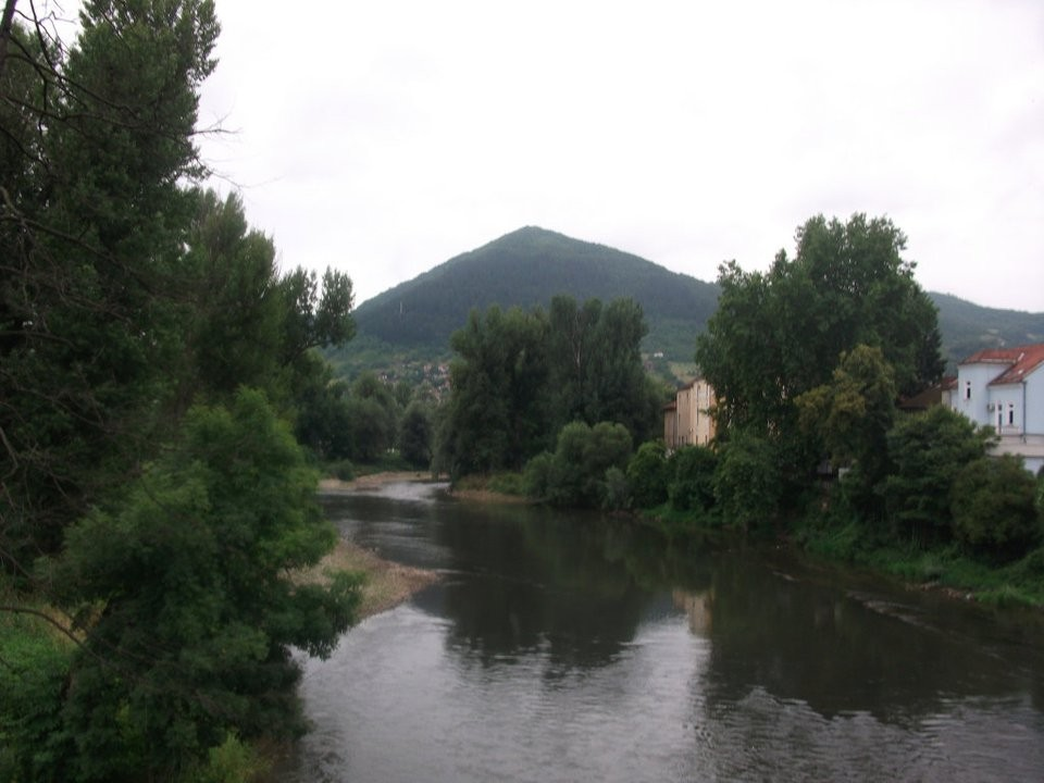The Pyramid Hill of Visoko