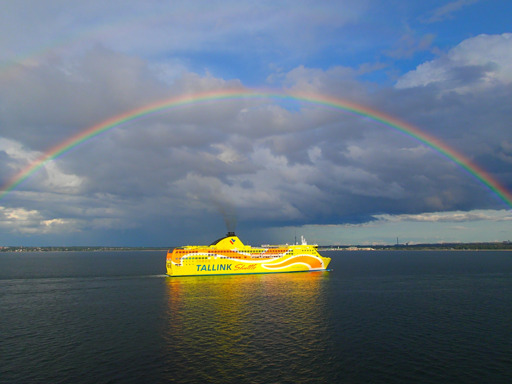 Ferry to Finland
