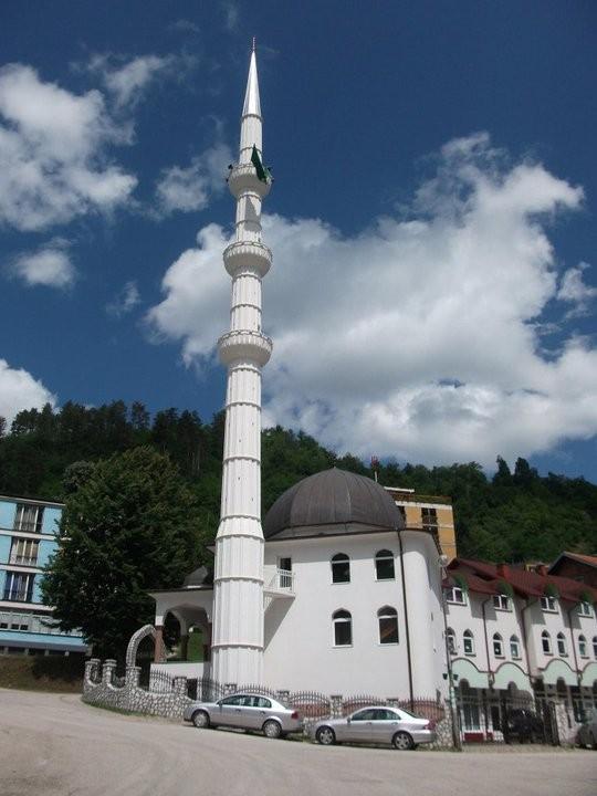 A Mosque in Srebrenica