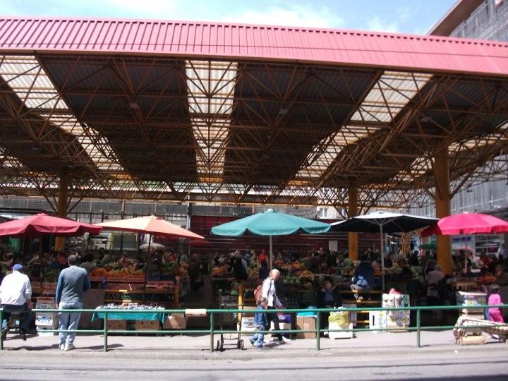 The Markale Market
