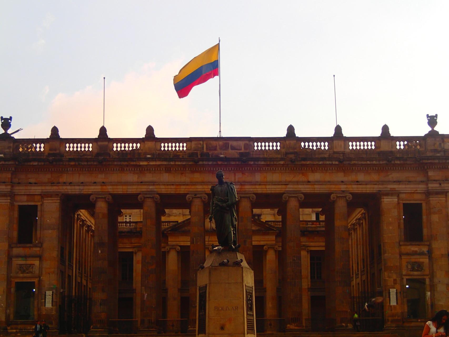 Enter Bogota