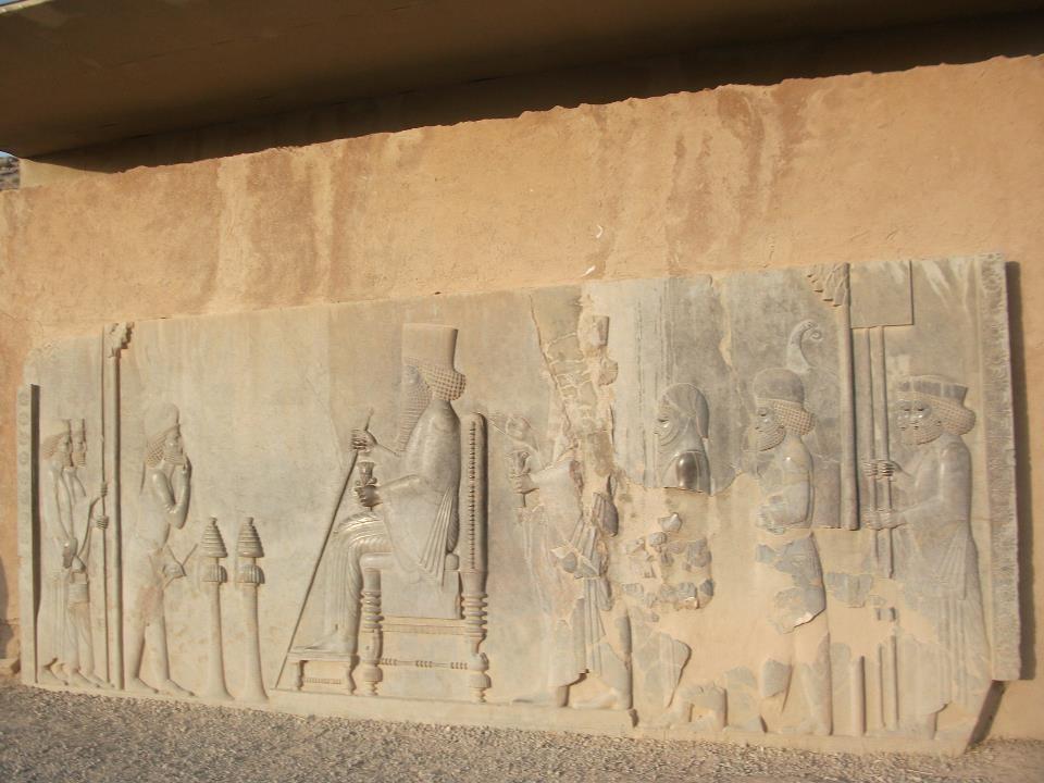 Takhte Jamshi (Persepolis)