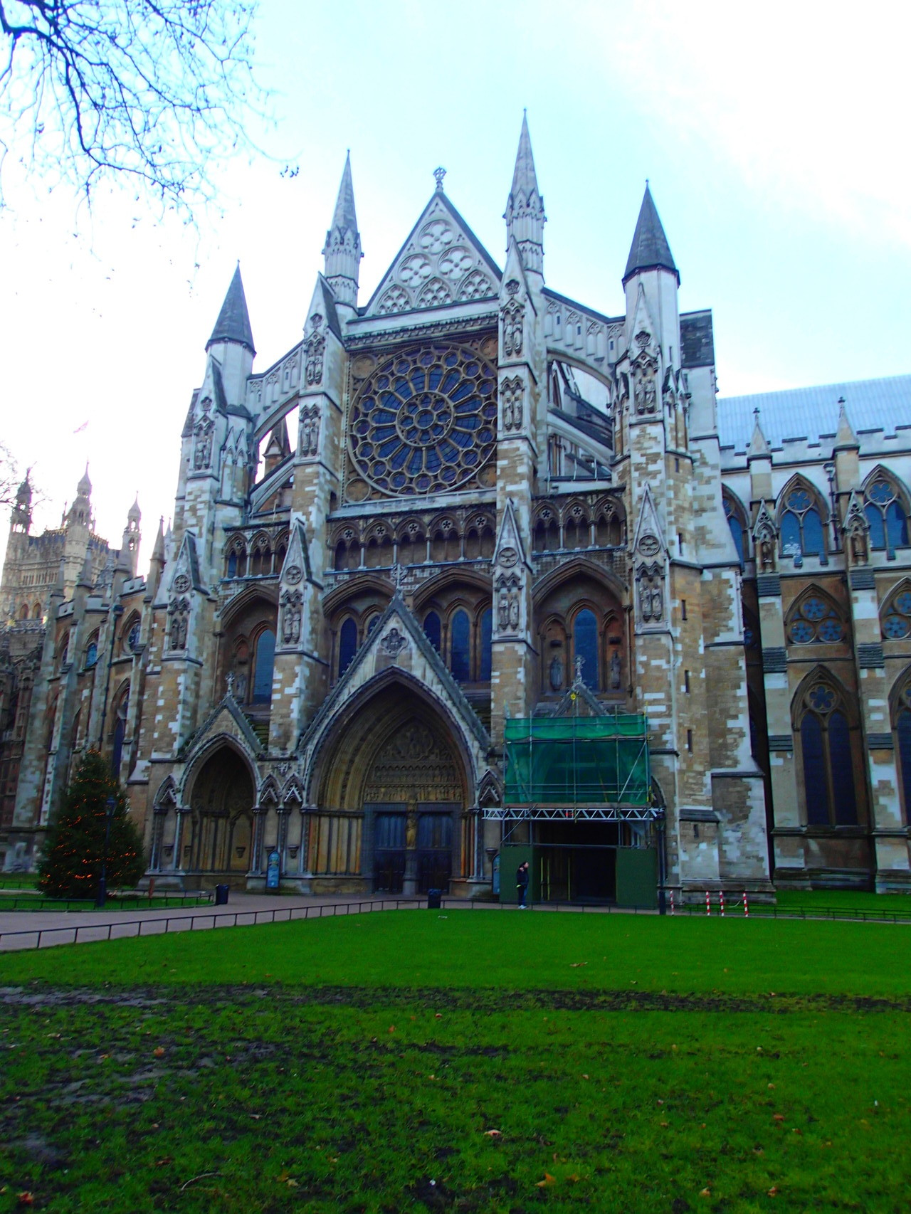 Die Kapelle der Westminster Abbey