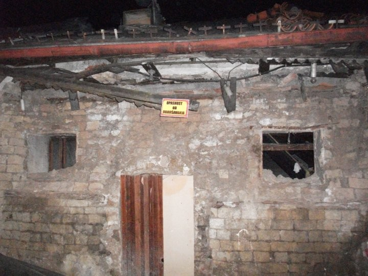 demolished premises are to be found nearly everywhere