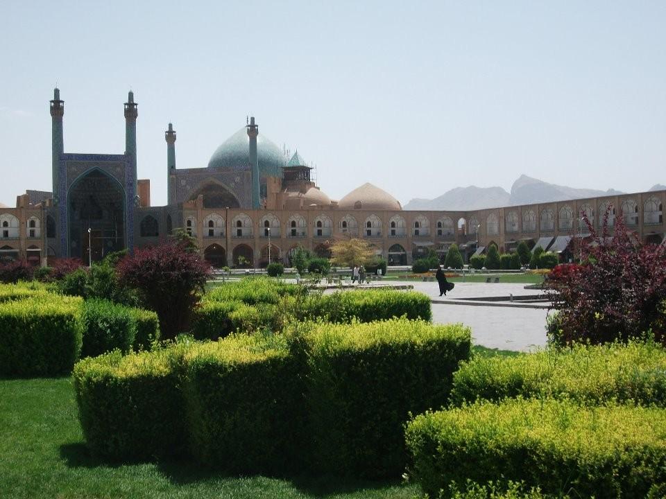 Isfahan - Nesf-E-Jahan