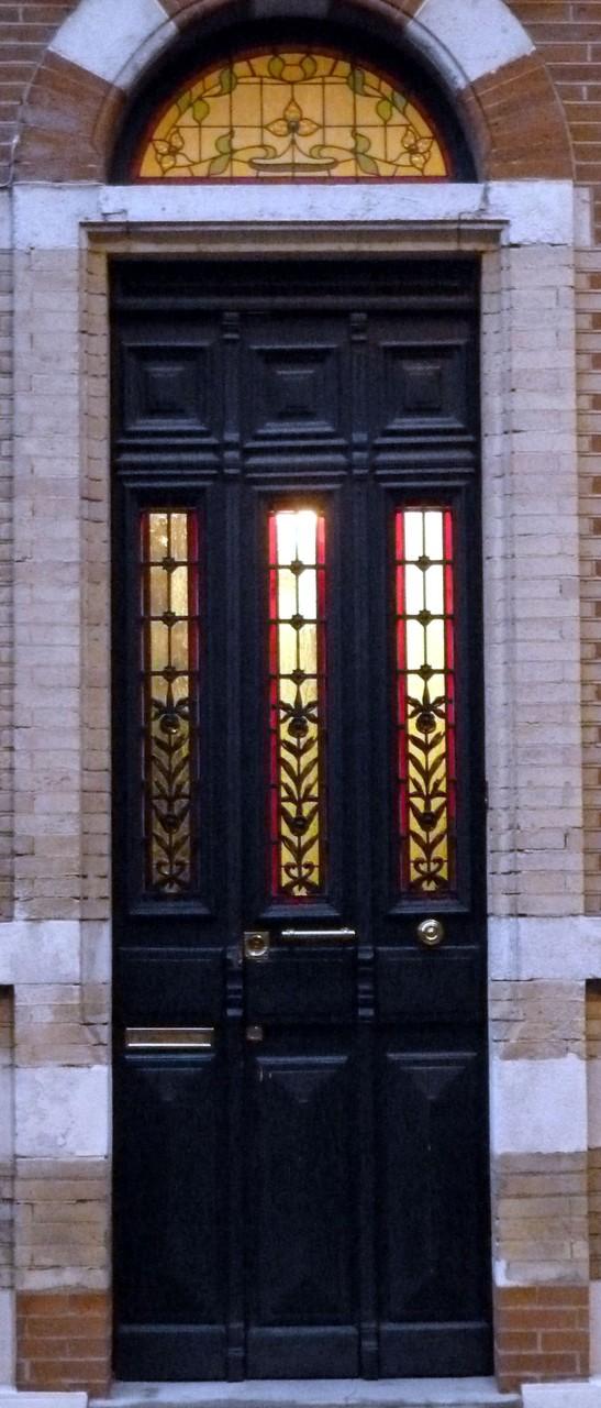 rue Franc, fin 19ème