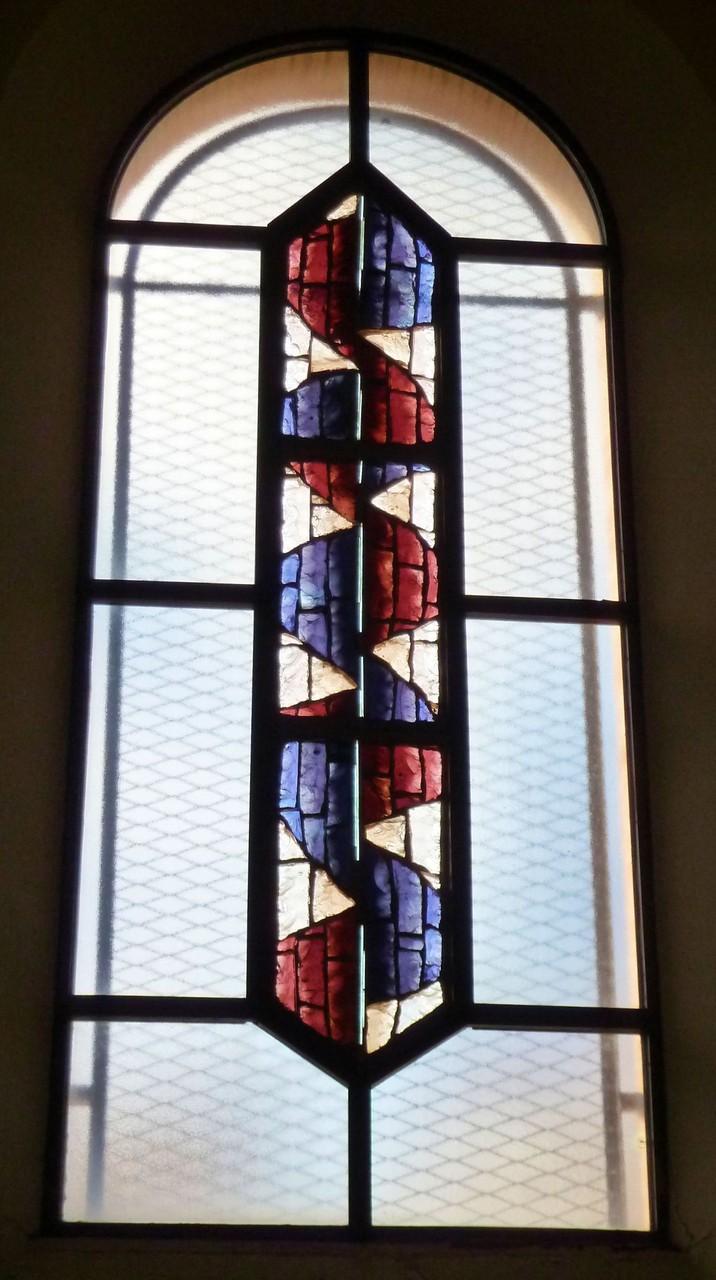 Verrière église Saint-Hilaire Toulouse