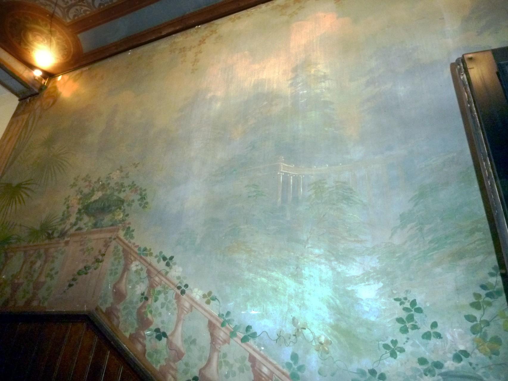 Peinture murale bd Matabiau