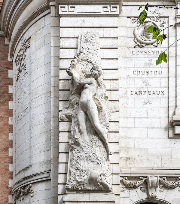La sculpture (école des beaux Arts)