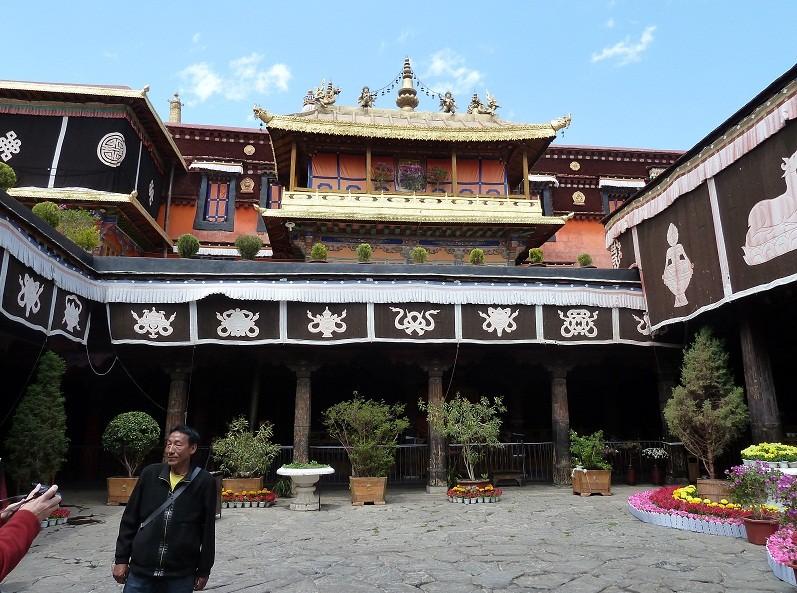 der Jokhang-Palast