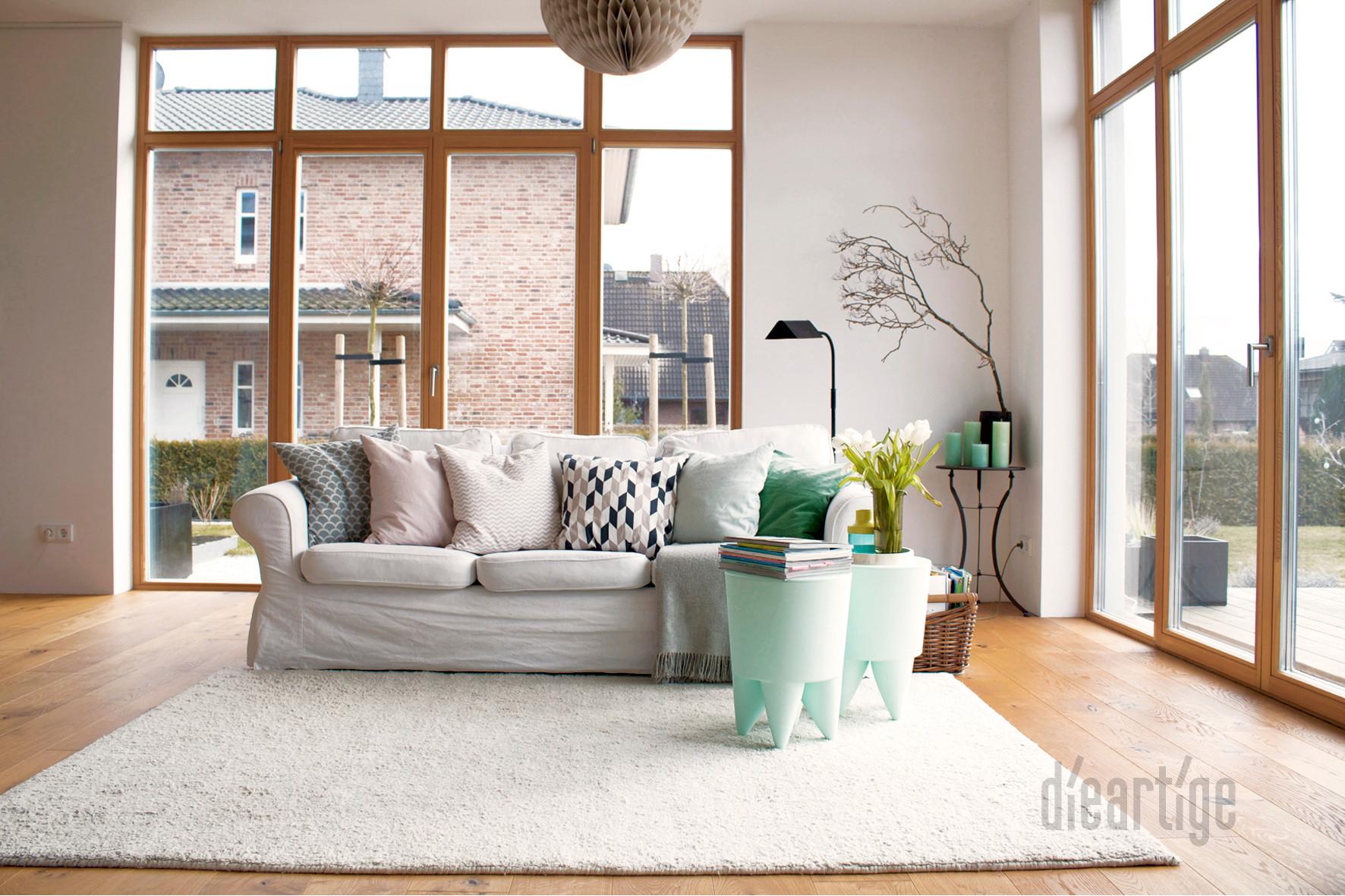 Im Frühlingsgewand // Sofa & Co - dieartige // DESIGN ...