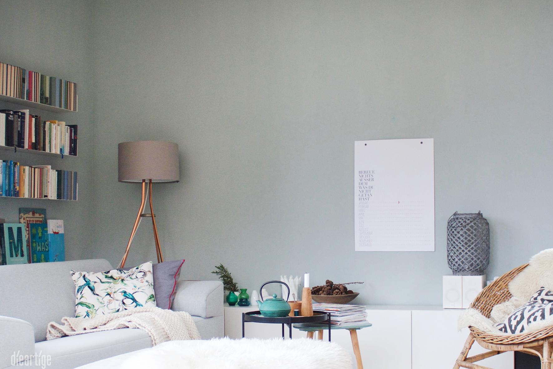 Neu: SALBEI im Wohnzimmer - dieartige // DESIGN STUDIO ...