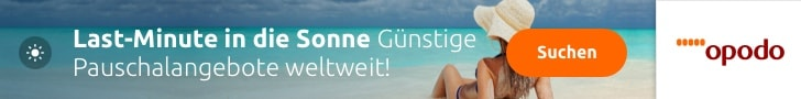 Last Minute Angebote mit Azores Airlines