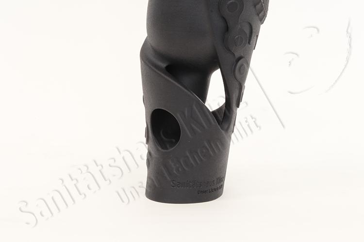 Unterarmprothese Armprothese Prothese 3D-Druck Radfahrer Amputation Sanitätshaus Klinz Bernburg